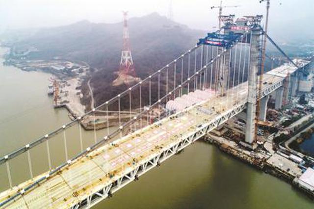 连镇高铁建设最新进展:淮镇段将接入沪宁城际