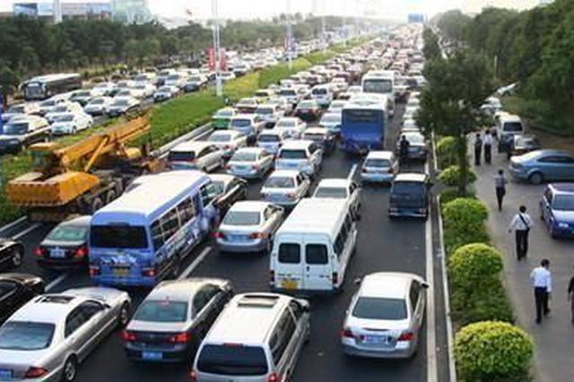 我国停车位缺口8000万 去年停车相关企业注册量同比增两成