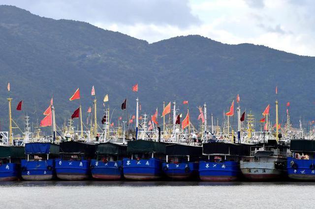 江苏发布台风蓝色预警信号