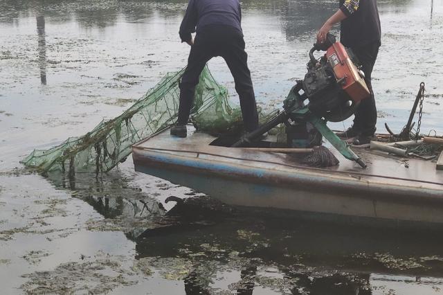 南通摧毁收贩长江非法捕捞渔获物犯罪团伙