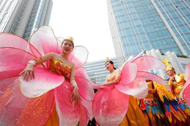2020首届中关村舞剧节在北京开幕