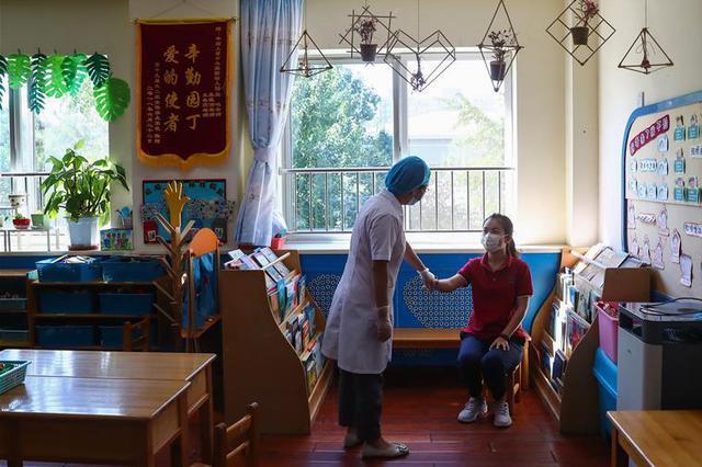 学前教育法草案征求意见 幼儿园不得教授小学教育内容