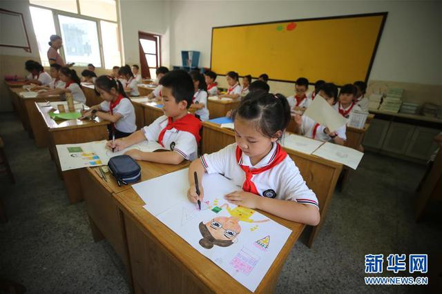 江苏各地学校开展迎接教师节活动