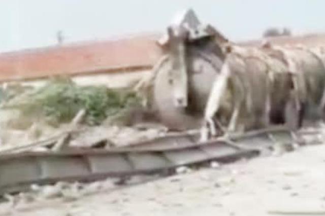 济南一公司发生蒸压釜爆炸事故 造成2人死亡3人受伤