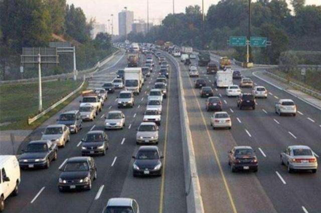 江苏全省收费公路去年减免通行费55亿
