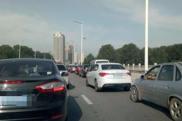 国庆假期南京市内这些道路实施管控