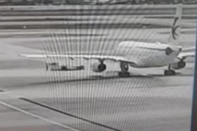 东航回应机务人员被牵引车碾压身亡一事 将妥善善后