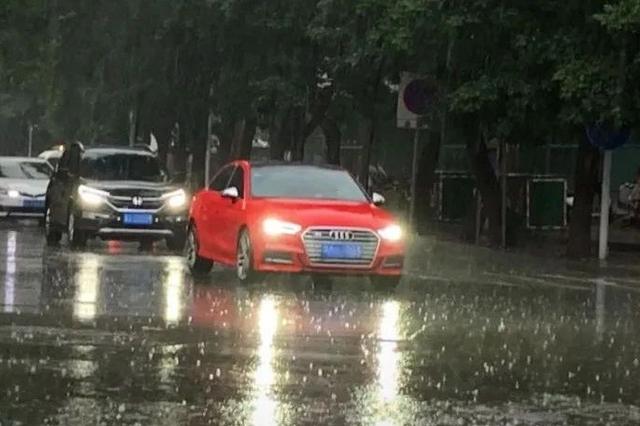 西北华北东北等地降雨降温 西南局地将有大到暴雨