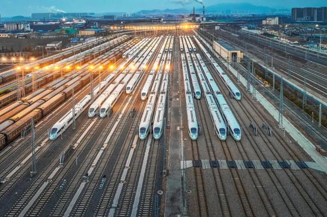 解析长三角铁路新图变化:扬州增开4对始发列车