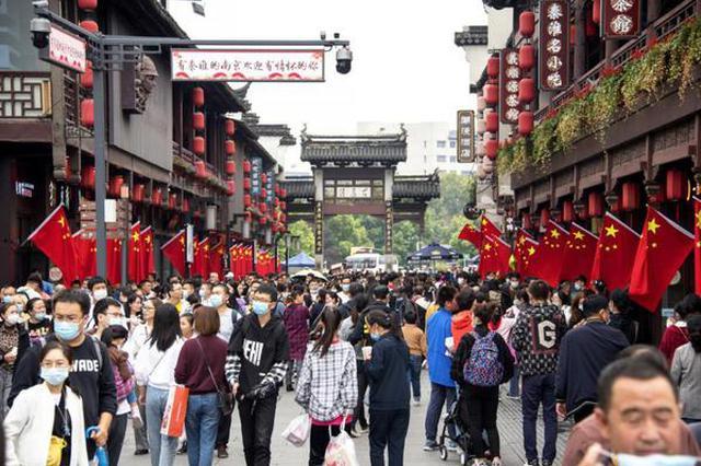 江苏双节旅游收入超500亿元