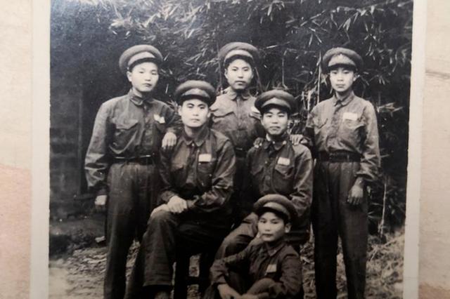 徐州抗美援朝志愿兵袁启楼:我们连浴血松骨峰 全连只活下了6个人