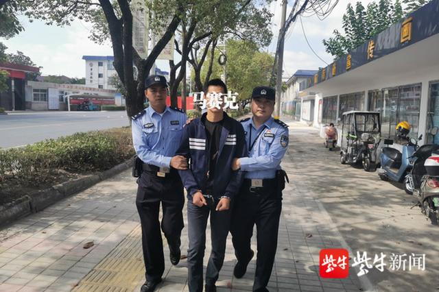 网上在逃犯难耐思乡之苦 回家过中秋被泰州警方抓获