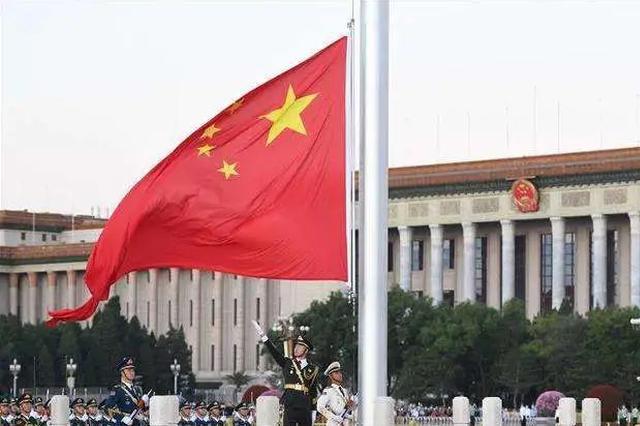 侮辱国旗国徽可追刑责 新修改的国旗法、国徽法明年施行