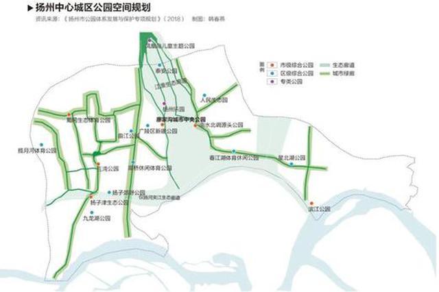 扬州13个公园因土地违法被自然资源部挂牌督办 公园城市模式受到拷问