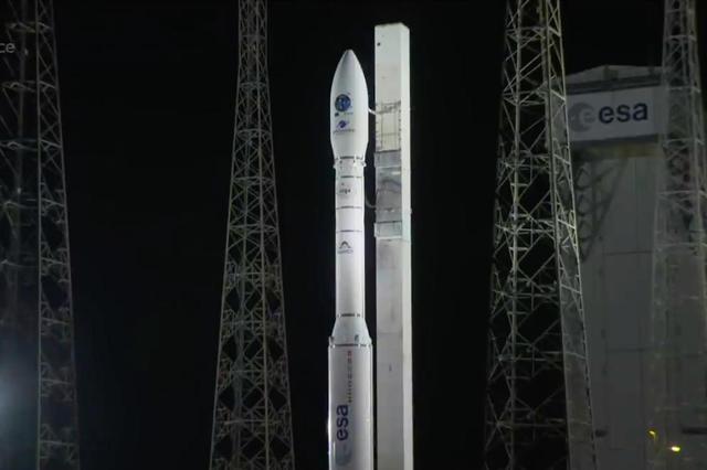 """欧洲""""织女星""""运载火箭发射失败原因初步确定"""