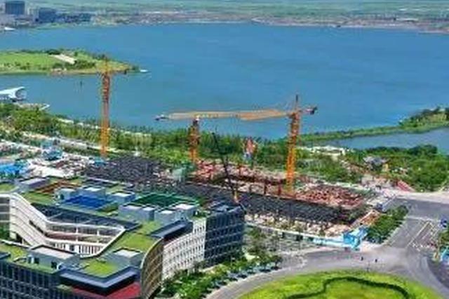 南京九大滨江城市客厅建成时间出炉 最快明年建成
