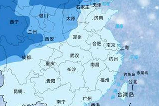 近期雨水多气温低迷 明天南京最高气温只有10℃