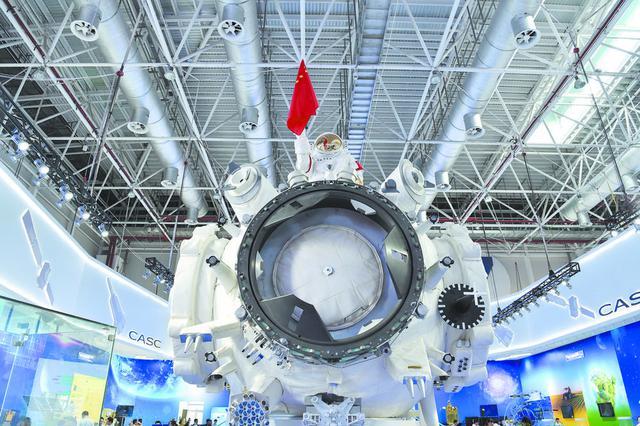 我国重型运载火箭发动机研制取得新进展 空间站核心舱春季发射