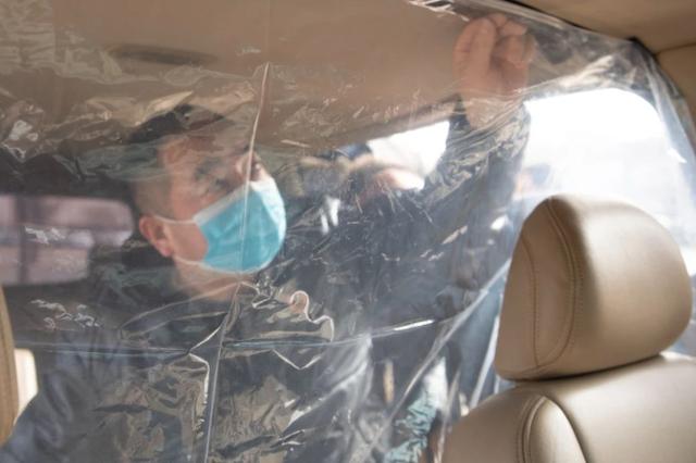 滴滴部分司机和乘客 防疫不到位被暂停服务