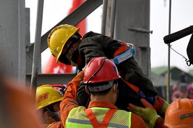 山东栖霞笏山金矿爆炸事故已确认10名矿工遇难 另有1人仍在搜