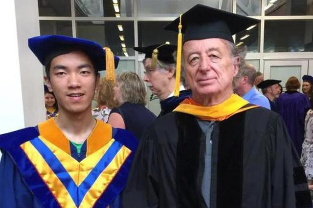 26岁陈杲归国加盟中科大,两年前已在美国高校担任博导
