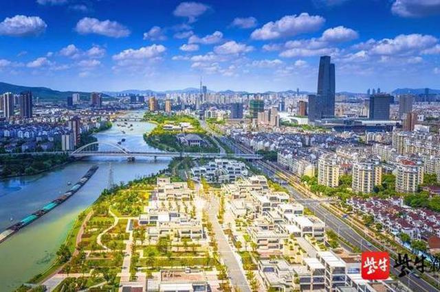 """太湖之滨的吴中20岁再出发:打造展示中国的""""最美窗口"""""""