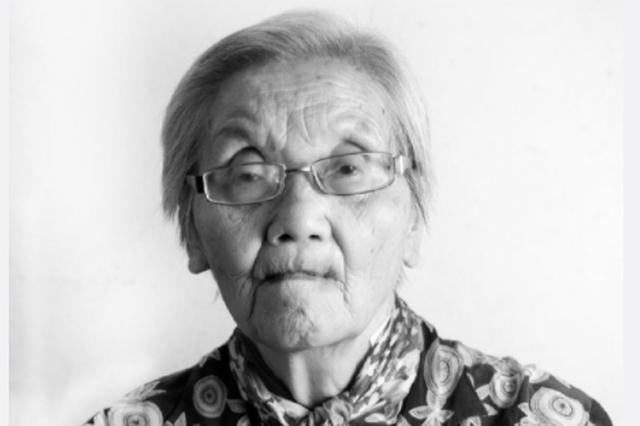 南京大屠杀幸存者蔡丽华去世 在册在世的幸存者仅剩70位