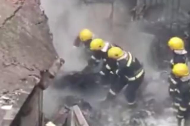 江西气象局通报:人工增雨飞机执行任务时坠落,机上5人遇难