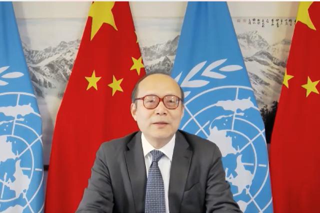 70国发表支持中国涉港举措共同声明 陈旭大使回应中外媒体