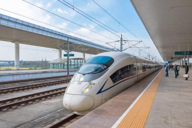 全国人大代表宋勇:加快推进江苏沿海350公里时速高铁建设