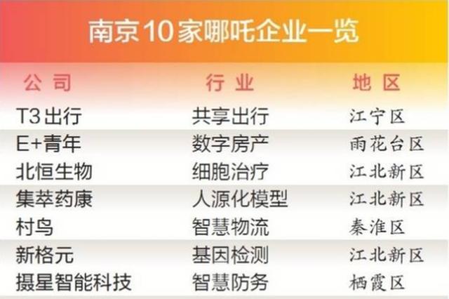 最新发布!南京高成长性企业数量居全国前列