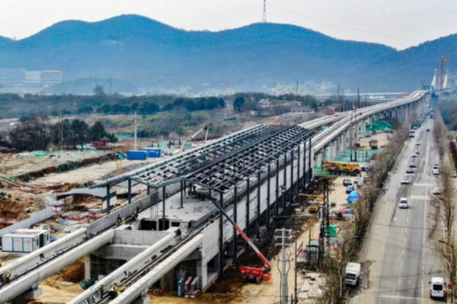 重磅!南京15条线路同时开建 建设进度公布