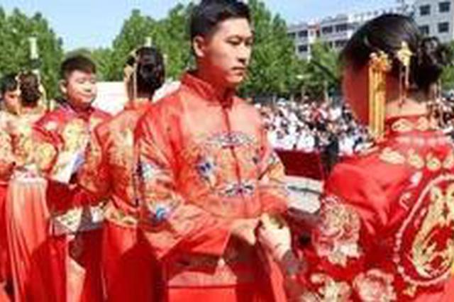 江苏两地被民政部确认为全国婚俗改革实验区