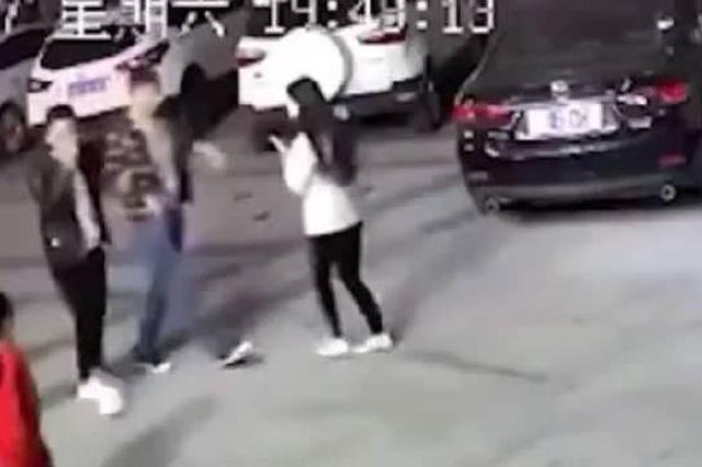 宿迁一位妻子遭调戏丈夫出面阻止被持刀追砍