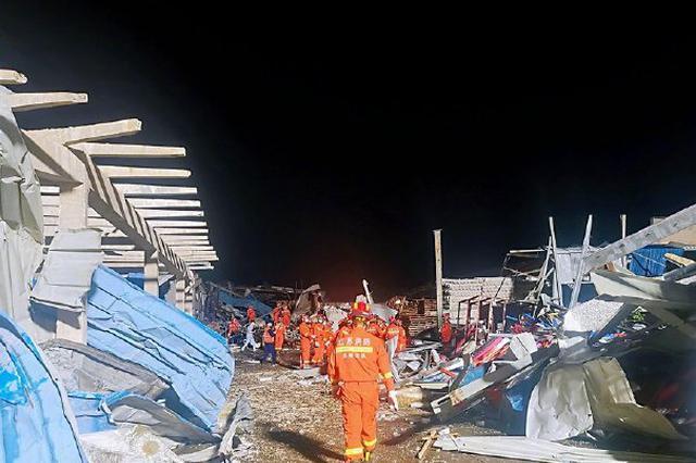 苏州龙卷风最大风力17级 造成4人死亡149人受伤
