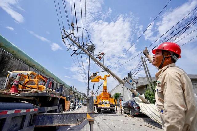 江苏、湖北发生龙卷风灾害,国家防办、应急管理部派员协助指