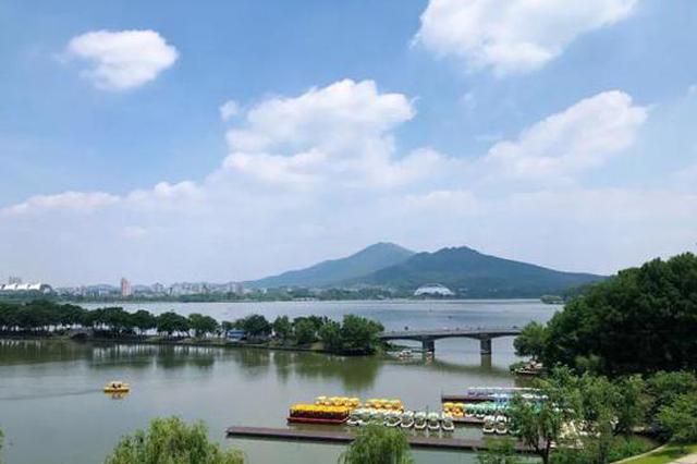 重要天气:江苏有两次中到大雨降水过程