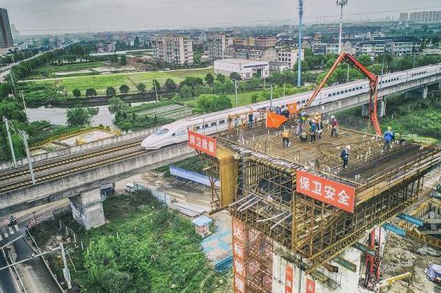 铁路南京站旅客列车增至506对