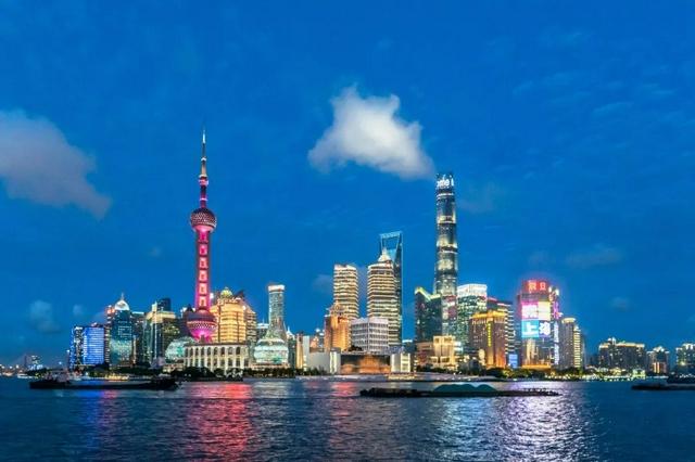 上半年GDP十强城市:苏州排名第六 南京增速领跑