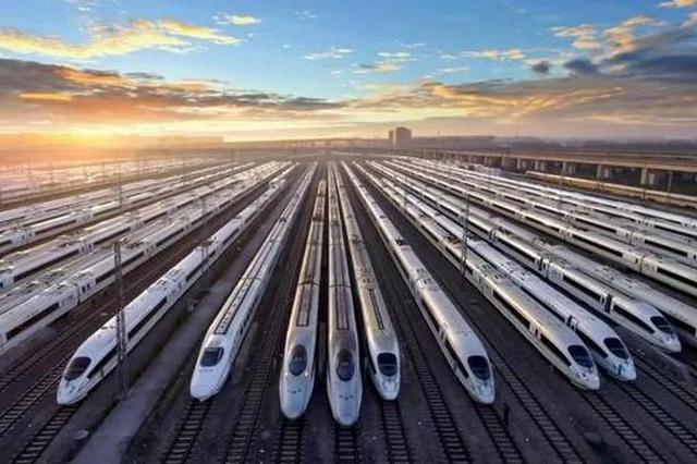 江苏中欧班列开行量连续两个月创历史新高