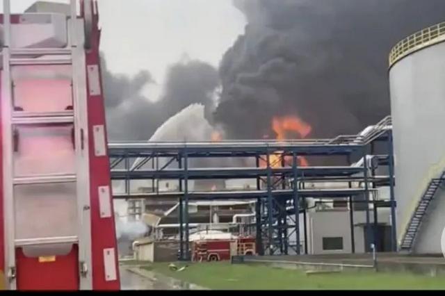 """江苏淮安工业园区""""10·14""""火灾事故致2死1伤"""
