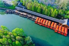 绿水流云,泰州这个绿野秘境,让你感受初夏的清凉!