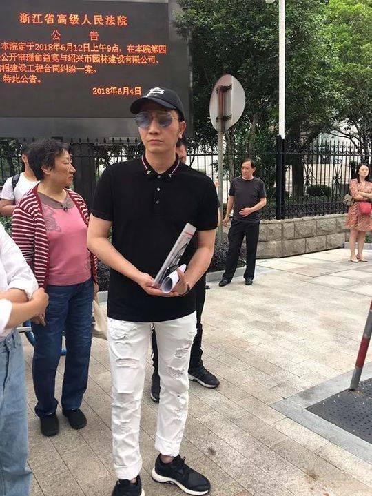 林生斌接受澎湃新闻采访。 澎湃新闻记者 葛熔金 图