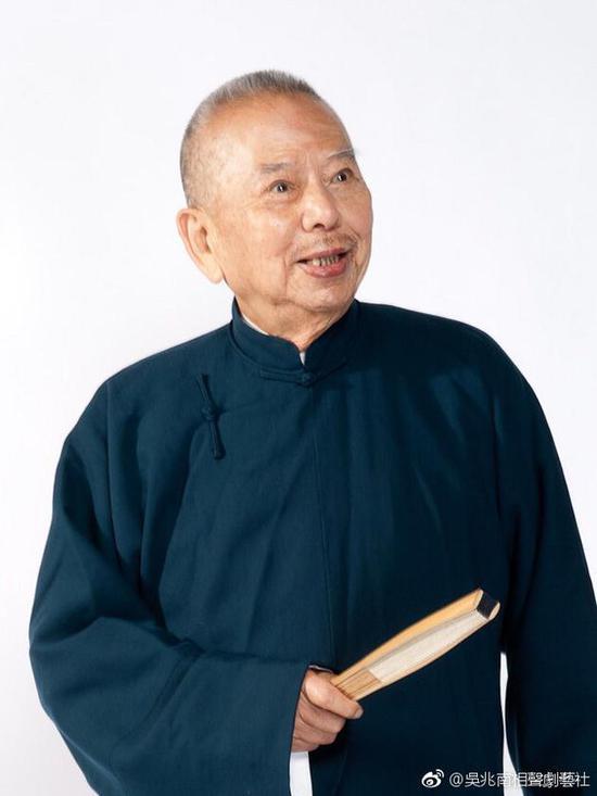 台湾相声艺术家吴兆南