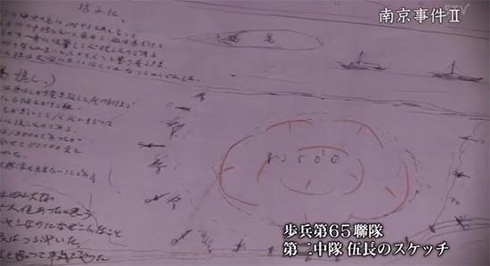 """""""鱼雷营""""事件参与者的现场速写图"""