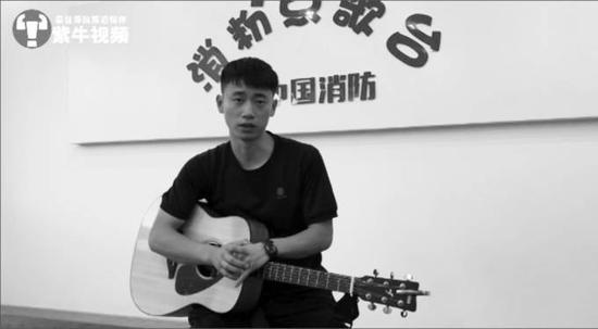 """王启杨在""""消粉点歌台"""""""
