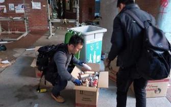 香港警方已完成理工大学校园搜证
