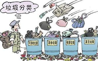 混合多付分类少付 江苏拟出生活垃圾处理收费办法