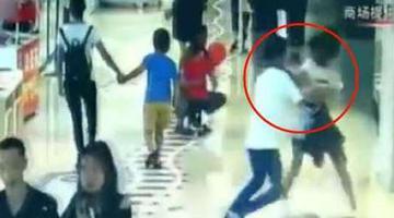 男子将12岁少女拖进消防通道猥亵