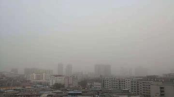 今日17时江苏启动重污染天气黄色预警